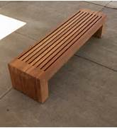 Outdoor Patio Furniture With Bench Seating by Simple Wood Bench Seat Plans Quick Woodworking Projects