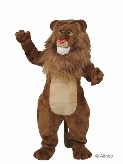 Lion Wally Costume Mascot Mascots Costumes Alinco