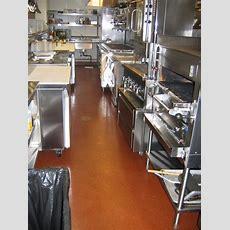 Restaurants Commercial Kitchen Floors