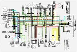 Xr650l Wiring Diagram In Color