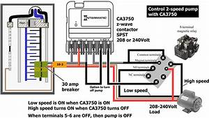 Well Pump Control Box Wiring Diagram
