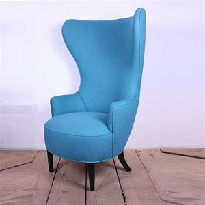 High Back Winged Armchair DOP Designs