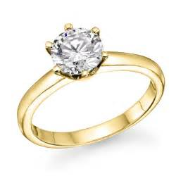 solitaire yellow gold engagement rings 18ct yellow gold cut 1ct genuine engagement ring martin gear jewellers
