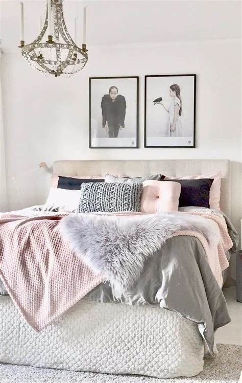 gray and pink bedroom ideas get your bedroom decor summer ready with blush pink and 18815 | ff9aee4c26a95e02a91abdcb03cb21cf