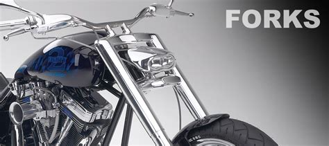 Motorcycle Front Forks