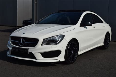 Optional panoramic glass sunroof, harman kardon. 2014 (64) MERCEDES-BENZ CLA CLASS CLA 220 CDI AMG Sport 4dr Tip Auto