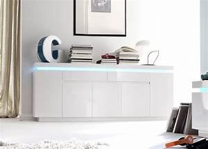 100 buffet design bas 4 portes buffet design 4 With porte d entrée pvc avec kit spot led encastrable salle de bain