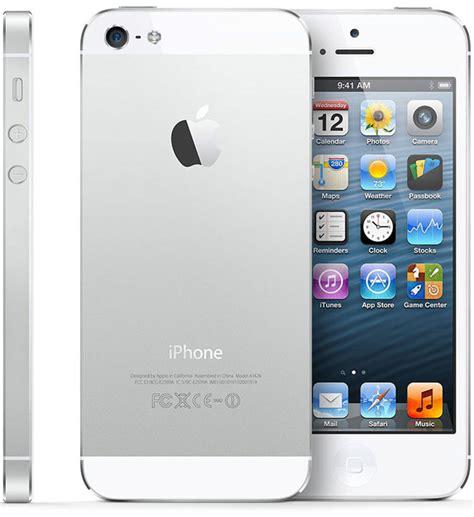 verizon iphone 5 for apple iphone 5 16gb smartphone for verizon white