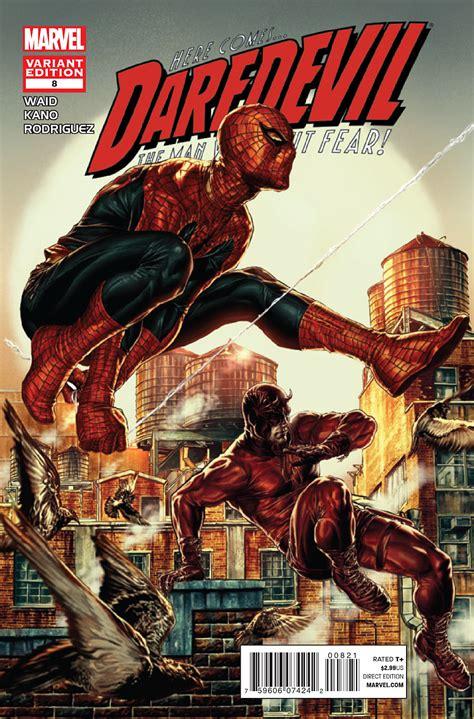 Daredevil Vol 7 3 daredevil vol 3 8 marvel comics database