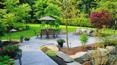 Garten Und Umgebung Richtig Versichern  Gvb Hausinfo