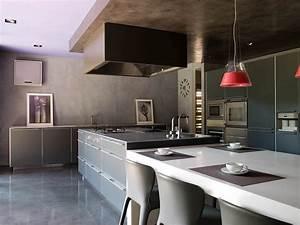 45, Galley, Kitchen, Layout, Ideas, Photos