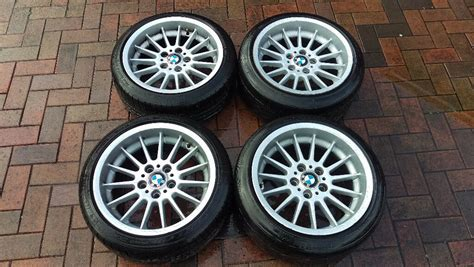 Bmw Style 32 Wheels by 17 Quot Bmw Style 32 Wheels 8j 9j 3 5 Series E39 E36 E46