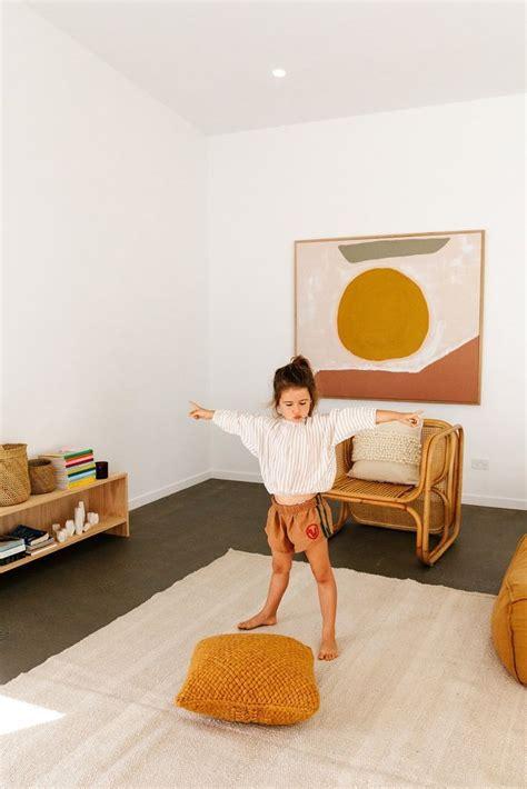 Zimmer Ordentlich Halten by Ein Flippiges Minimalistisches Kinderzimmer Viel Gl 252 Ck