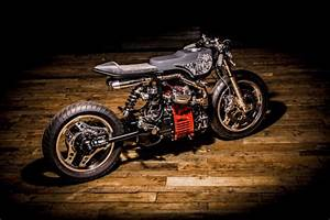 Turning Japanese  Ed Turner Remodels The Cx500