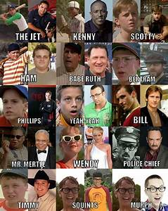 The sandlot cast! Are you kidding me? LOL | Favorite ...