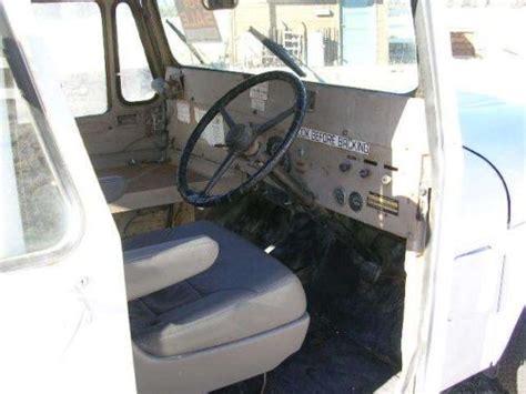 find   jeep dj mail truck  amc  speed