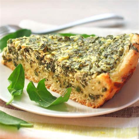 tarte au fromage de ch 232 vre aux 233 pinards et aux noix magicmaman