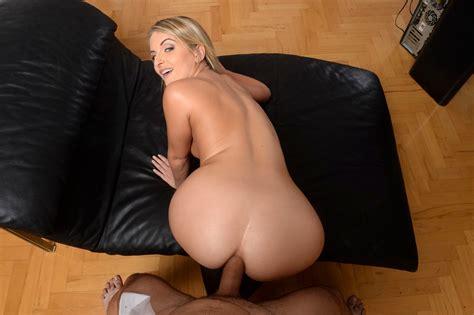 Jemma Valentine In Stockings Enjoying A Pov Fuck 2 Of 2