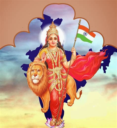 Bharat Mata Clipart (21