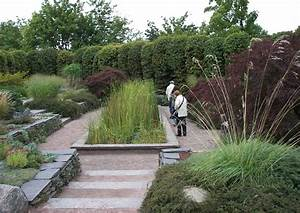 Steingarten Bilder Beispiele : senkgarten beispiel kleiner hausgarten ~ Watch28wear.com Haus und Dekorationen