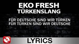 Eko Fresh Die Abrechnung Lyrics : eko fresh t rkenslang aggrotv lyrics karaoke official ~ Themetempest.com Abrechnung