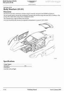 Factory Workshop Service Repair Manual Aston Martin V8