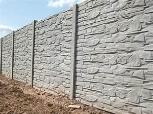 Zäune Beton Sichtschutz : 1a betonzaun galerie f r den zaun aus beton zaun beton ~ Sanjose-hotels-ca.com Haus und Dekorationen