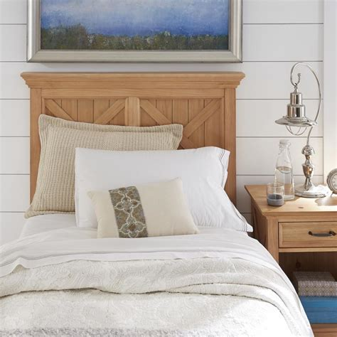 home styles country lodge  piece pine twin bedroom set