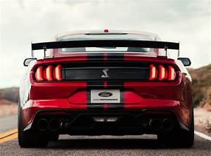 FORD Mustang Shelby GT500 specs & photos - 2019, 2020 - autoevolution