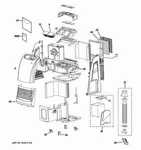 Air Conditioner Parts Diagram