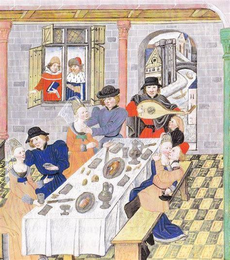quot banquet avec des courtisanes dans une auberge quot d 233 tir 233 e du manuscrit de val 232 re maxime