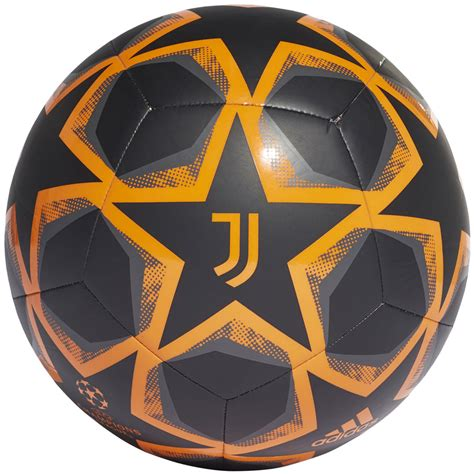 Piłka nożna adidas Finale 20 Juventus Club czarno ...