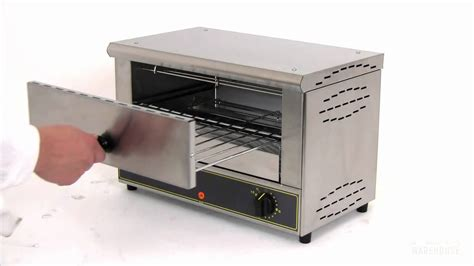 toaster oven commercial equipex commercial toaster oven bar 106