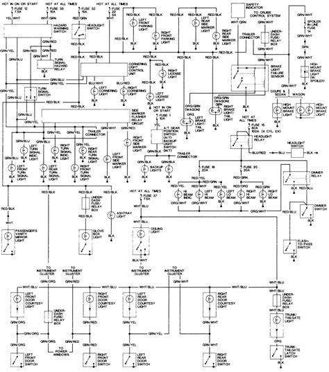 Need The Wiring Diagram For Honda Accord