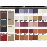 ralph lauren paint colors chart Ralph Lauren Colors | NeilTortorella.com