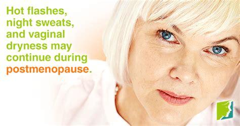 Menopause Symptoms in Postmenopause | Menopause Now