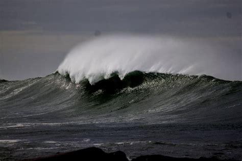 alaskan storms  big surf   humboldt