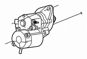 Dodge Ram 1500 Van Starter Motor  Engine  Liter