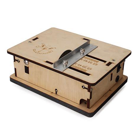 diy mini table  handmade woodworking model