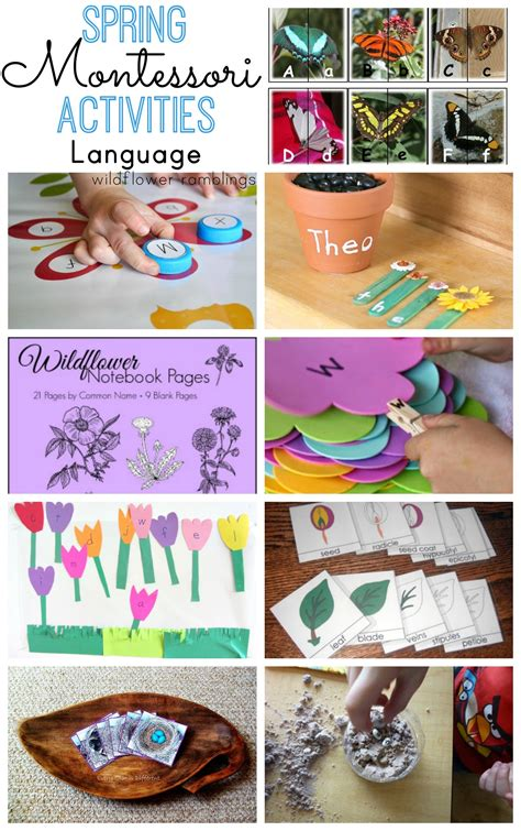 montessori activities wildflower ramblings 972 | LANGUAGE