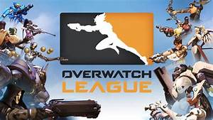 Overwatch League 2018 Matches Teams Schedule Format