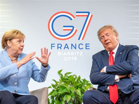 We asked a body language expert to analyze Trump at the G7 ...