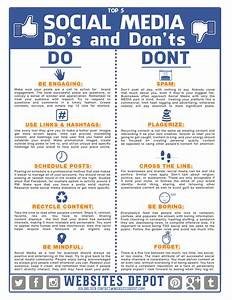 TOP 5 Social Media Do's and Don'ts