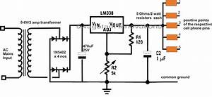 Nokia Mobile Charger Circuit Diagram