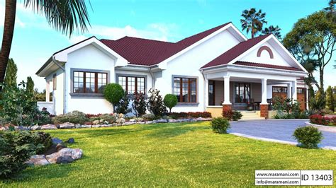 home planes 3 bedroom bungalow with garage id 13403 house plans by