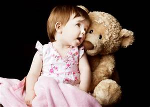 Cute Baby With Teddy Bear Photos By Jo Frances Babies Pics ...