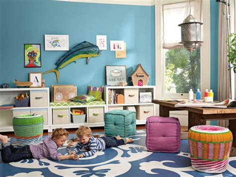Kids Room Ideas For Playroom