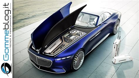 Mercedes Maybach 6 Cabriolet Top Luxury Car