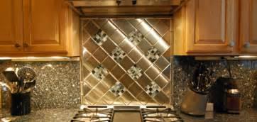 metal kitchen backsplash metal kitchen backsplashes home interior popular