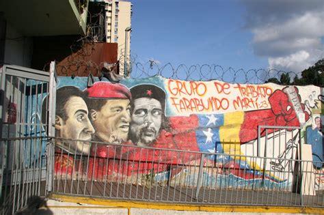 Grafiti Latin :  Venezuela's Political Graffiti